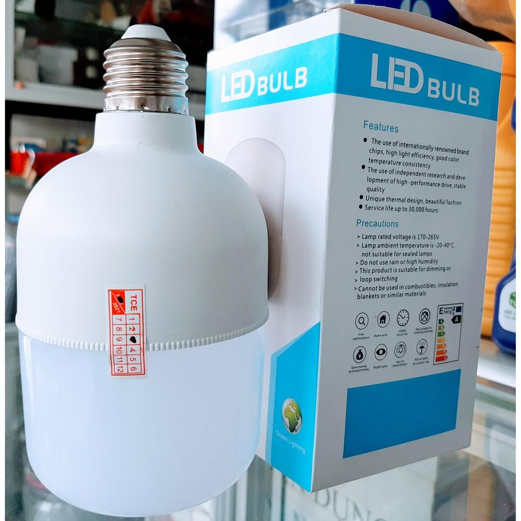 Bóng Đèn Led Trụ 20W Siêu Rẻ Tiết Kiệm Điện (Bảo Hành 1 Năm - Bao Đổi Trả)