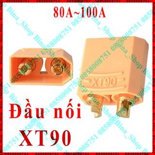 Jack XT90 80A-100A đầu nối XT90 thumbnail