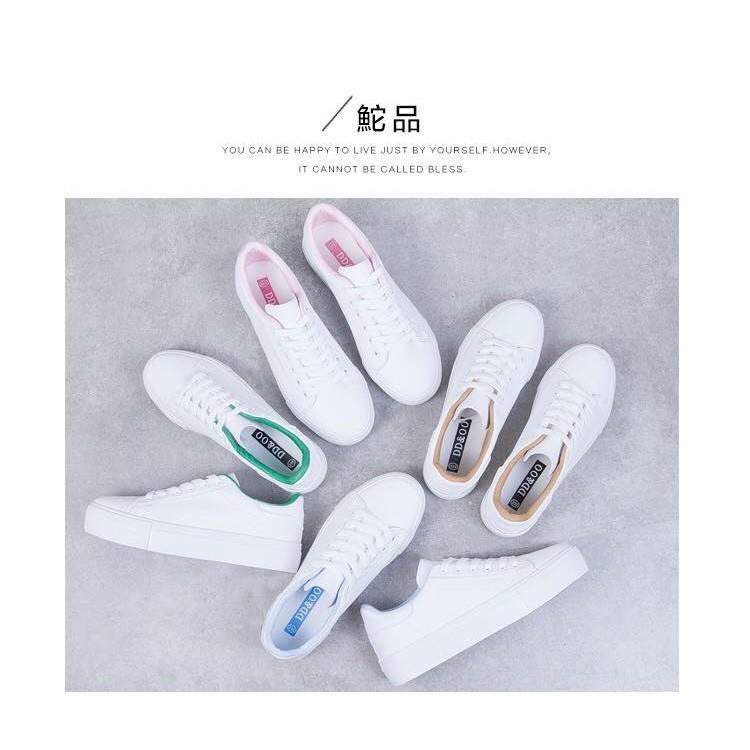 Giày sneaker DD&OO - 2444180 , 1123801929 , 322_1123801929 , 240000 , Giay-sneaker-DDOO-322_1123801929 , shopee.vn , Giày sneaker DD&OO