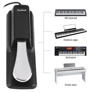 Keyboard Sustain Pedal Digital Piano Damper Universal Accessory For Yamaha Electronic Pianos