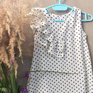 váy bé gái 3-4 tuổi