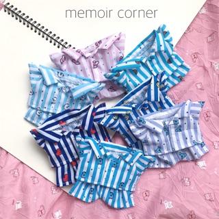 Outfit cho Doll 20cm – BT21 Pajamas