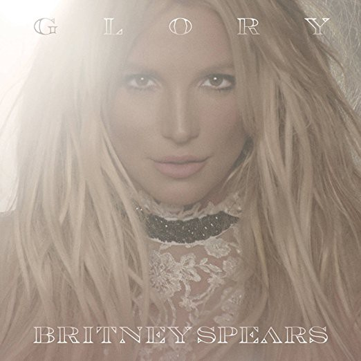 Britney Spears - Glory (Deluxe Ver.) - Đĩa CD