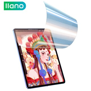 llano Ipad Tablet Paper Film Paper Like Matte Film Protection 10.2 inch Full Screen