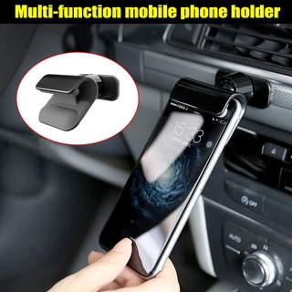 [Stock] 1 Pc 360 Degree Rotation Interior Gravity Car Mobile Phone Holder ,Bracket Mounts Stand