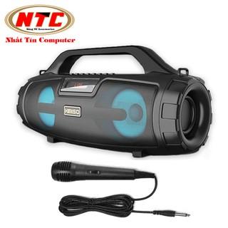 Loa karaoke xách tay KIMISO KM-S3 cực hay có jack cắm micro 6.5mm tích hợp chế độ EQ (đen) thumbnail