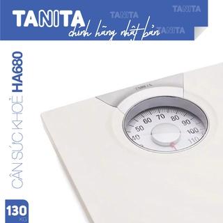 Cân sức khoẻ cơ học Tanita HA680,Chính hãng nhật bản,Cân gia đình,Cân y tế,Cân chính hãng cao cấp,Cân phân tích cơ thể thumbnail