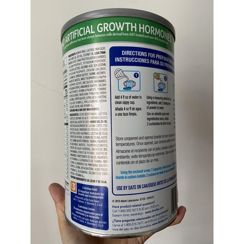 Sữa Similac Go&Grow 1.13kg