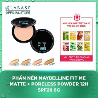 Phấn nền Maybelline Fit Me Matte + Poreless Powder 12H SPF28 6g thumbnail