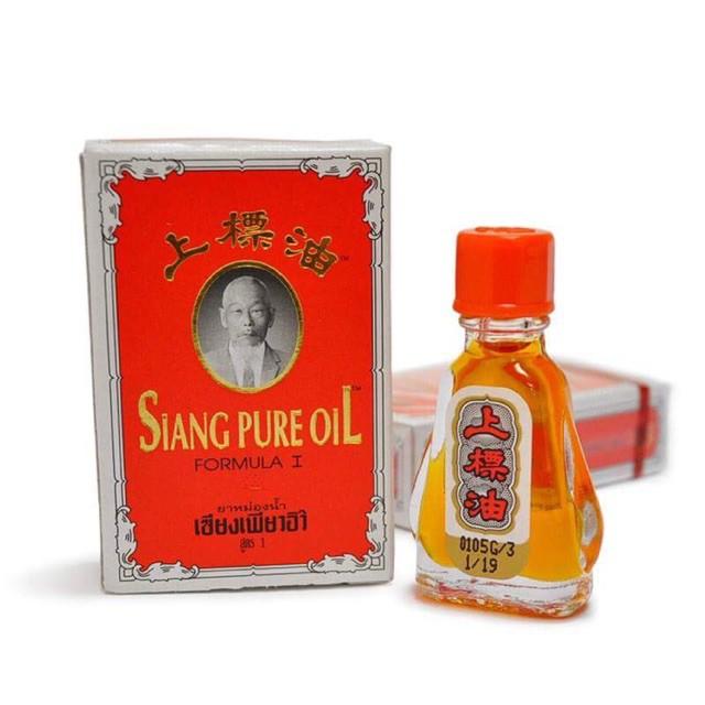 Dầu Siang Pure Oil Nội Địa Thái Lan
