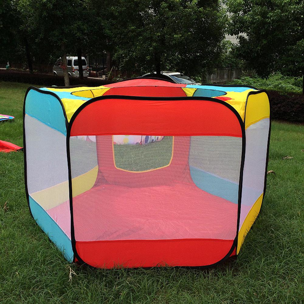 Ball Poor Game Play House Curtain Tent For Kid play