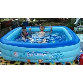 [Xả giá sốc] Bể bơi phao cho bé 1m8*140*60