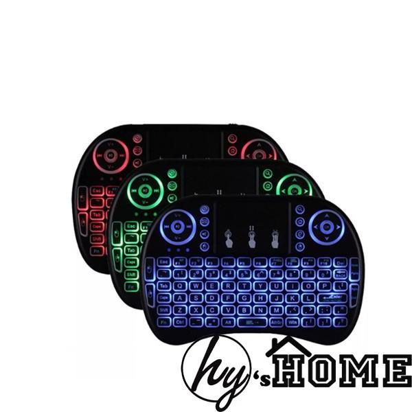 Bàn phím kiêm chuột không dây UKB 500-RF Mini Keyboard có đèn LED - 15064641 , 2711297131 , 322_2711297131 , 250000 , Ban-phim-kiem-chuot-khong-day-UKB-500-RF-Mini-Keyboard-co-den-LED-322_2711297131 , shopee.vn , Bàn phím kiêm chuột không dây UKB 500-RF Mini Keyboard có đèn LED