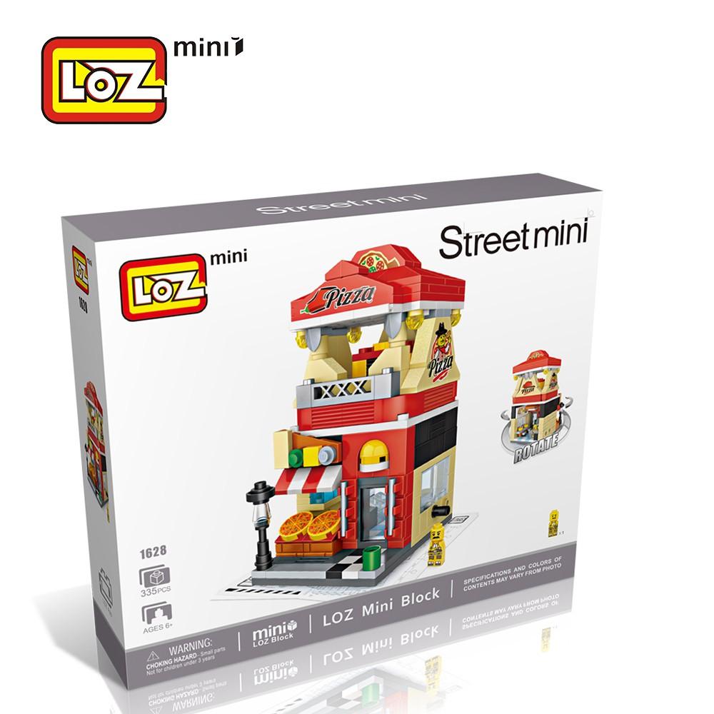 [Nhập mã TRAM50LEG giảm 50% LEGO City Mini] Đồ chơi lắp ráp mô hình xây dựng thành phố Mini