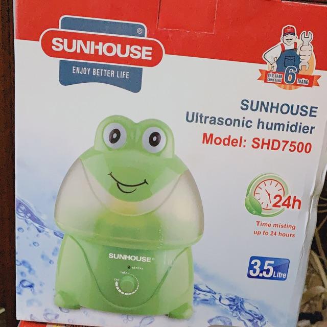 Máy phun sương tạo độ ẩm Sunhouse SHD7500