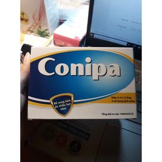 kẽm ống Conipa. Hộp 20 ống 5ml thumbnail