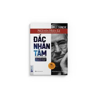 Sách - Đắc Nhân Tâm - Bí Quyết Để Thành Công – Kỹ Năng Phát Triển Bản Thân – Đọc Kèm App Online