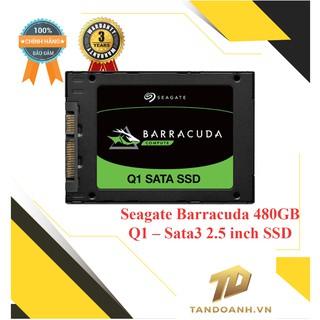 Ổ cứng SSD Seagate Barracuda 240GB-480GB Q1 – Sata3 2.5 inch