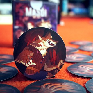 Thẻ bài Ma Sói Mini - BoardGameVN-5