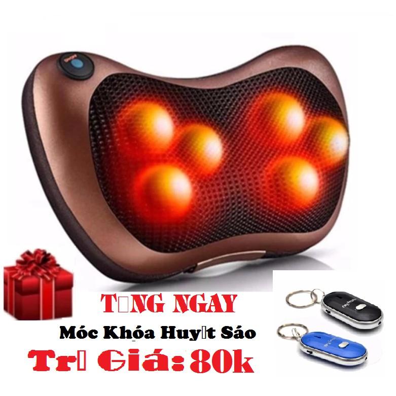 Gối mát-xa Massage 6 bi hồng ngoại + Tặng móc khóa huyết sáo thông minh - 3363703 , 578882095 , 322_578882095 , 210000 , Goi-mat-xa-Massage-6-bi-hong-ngoai-Tang-moc-khoa-huyet-sao-thong-minh-322_578882095 , shopee.vn , Gối mát-xa Massage 6 bi hồng ngoại + Tặng móc khóa huyết sáo thông minh