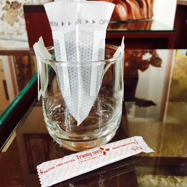 Cà phê nguyên chất túi lọc 10gói/ hộp - 13938217 , 512898210 , 322_512898210 , 85000 , Ca-phe-nguyen-chat-tui-loc-10goi-hop-322_512898210 , shopee.vn , Cà phê nguyên chất túi lọc 10gói/ hộp
