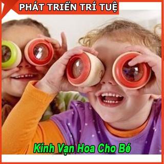 Kính Vạn Hoa Bằng Gỗ Cho Bé thumbnail