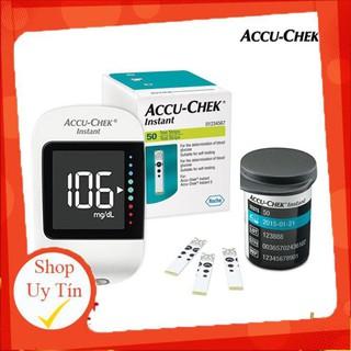 Máy đo đường huyết Accu Chek In thumbnail