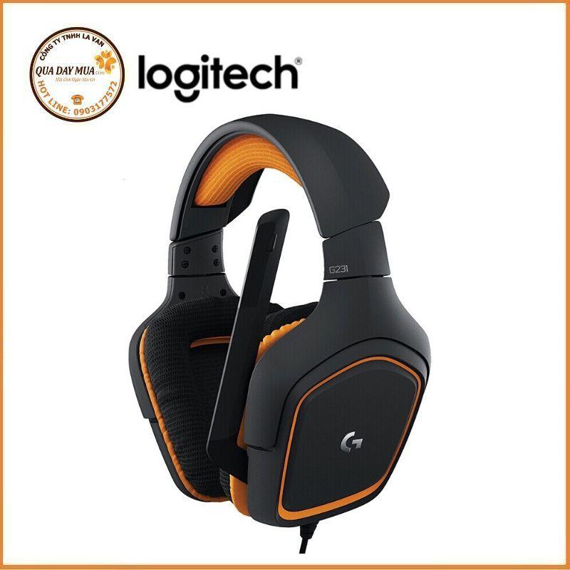 Tai nghe Gaming Logitech G231 Prodigy Gaming Headset