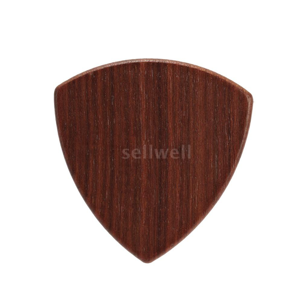 Wood Guitar Picks Guitar Accessories Musical Instrument Tool 3mm Thickness Professional Guitar Picks