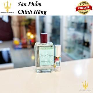 [Tiemnuochoachiet.vn] - Nước Hoa Mini Unisex Atelier Clementine California thumbnail