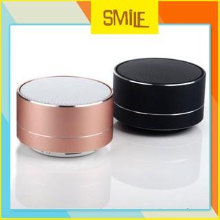 Loa Bluetooth A10 Mini Vỏ Nhôm Di Động - Âm Thanh Tuyệt Hay