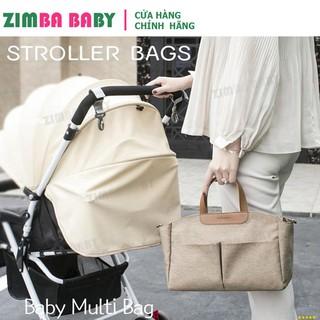 Túi thời trang cho mẹ bỉm sữa đa chức năng baby Bag Fashion 2020
