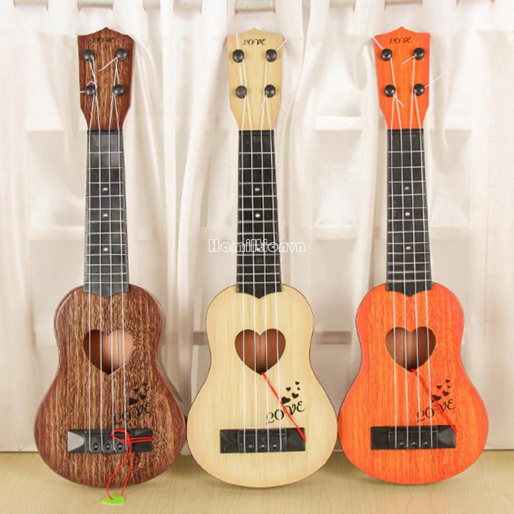 ❤COD Kids Children Can Play Simulation Guitar Toy Musical Instruments Toys