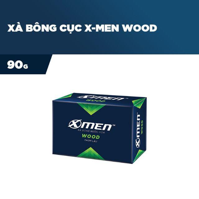2 Bánh Xà bông cục X-Men 90g