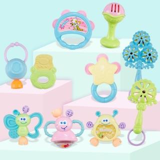 [Mã TOYDEC giảm 10% tối đa 15K đơn từ 50K] Bộ đồ chơi xúc xắc gặm nướu nhiều màu sắc