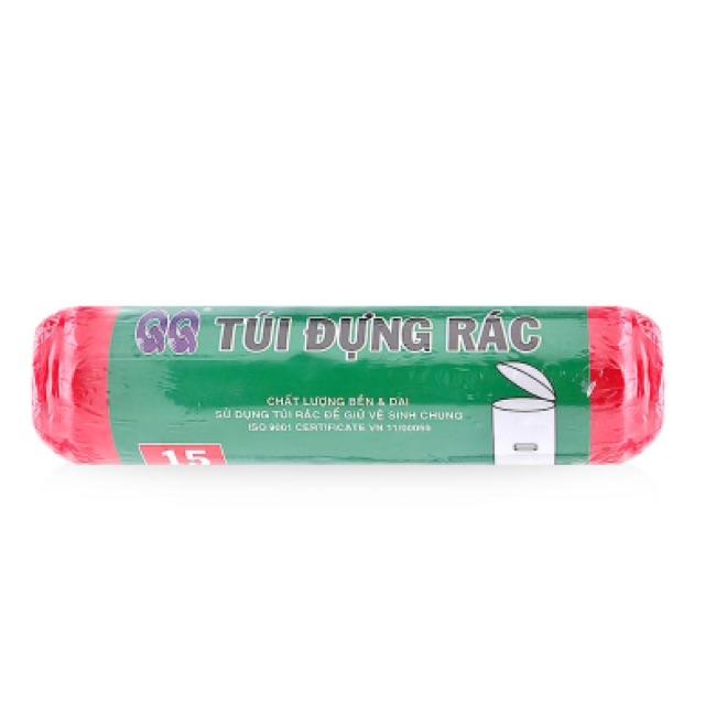 Túi rác cuộn có lõi QQ 43 x 56 cm 500g (Đỏ) - 2562603 , 446634558 , 322_446634558 , 65000 , Tui-rac-cuon-co-loi-QQ-43-x-56-cm-500g-Do-322_446634558 , shopee.vn , Túi rác cuộn có lõi QQ 43 x 56 cm 500g (Đỏ)