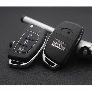 Vỏ chìa khoá gập xe HUYNDAI I10 ACCENT ACCENT thumbnail