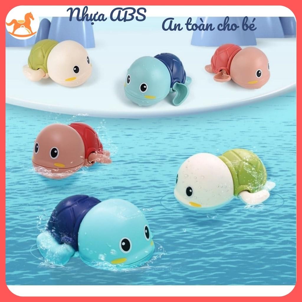 Rùa bơi – đồ chơi nhà tắm cho trẻ khi tắm rùa vặn cót thả bồn tắm siêu dễ thương