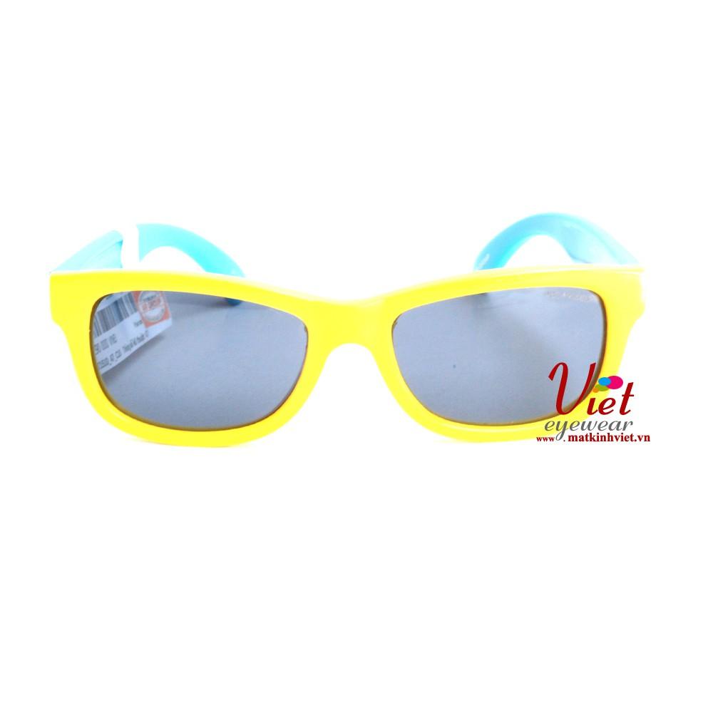 T1510-C10 Gọng kính trẻ em chính hãng bảo vệ mắt bé. Kiểm định Y tế