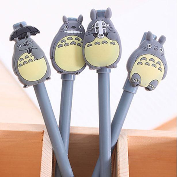 Bút nước Totoro, viết mực đen - 2825543 , 307450308 , 322_307450308 , 5000 , But-nuoc-Totoro-viet-muc-den-322_307450308 , shopee.vn , Bút nước Totoro, viết mực đen