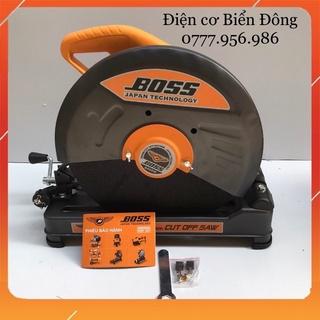 Máy cắt sắt 🍓 FREESHIP 🍓 Máy cắt bàn BOSS BO355 hàng loại 1, mẫu tiêu chuẩn, chuyên dùng để cắt kim loại..