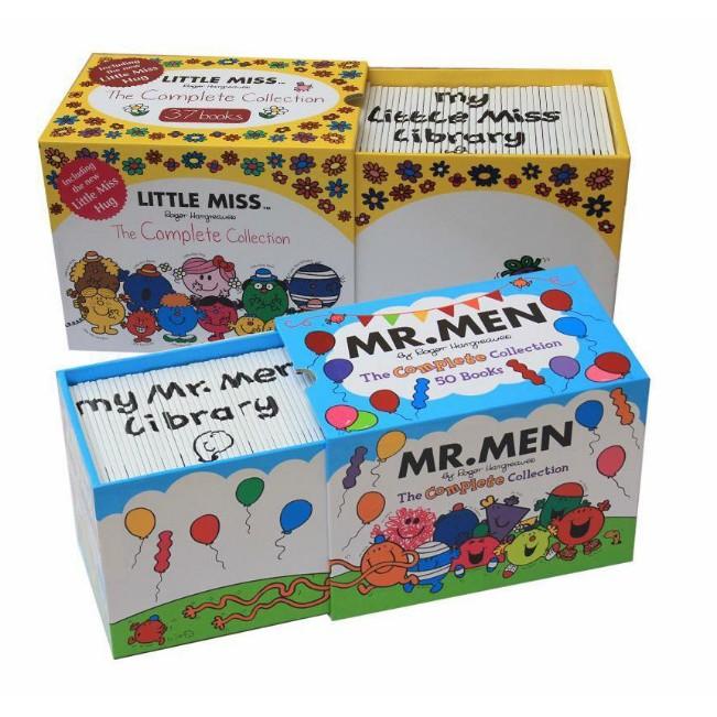 Bộ sách - Mr. Men (50 cuốn +2CD) và Little Miss (37 cuốn+CD) - 3208877 , 1246391383 , 322_1246391383 , 580000 , Bo-sach-Mr.-Men-50-cuon-2CD-va-Little-Miss-37-cuonCD-322_1246391383 , shopee.vn , Bộ sách - Mr. Men (50 cuốn +2CD) và Little Miss (37 cuốn+CD)