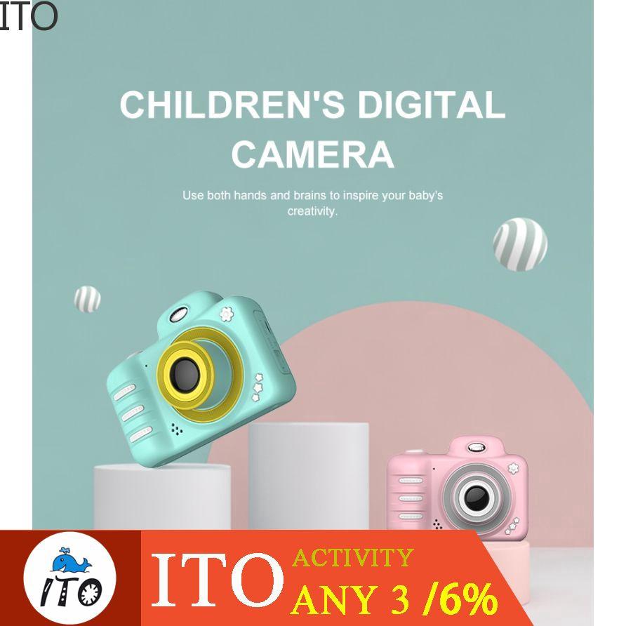 Máy ảnh kỹ thuật số có màn hình LCD cho trẻ em
