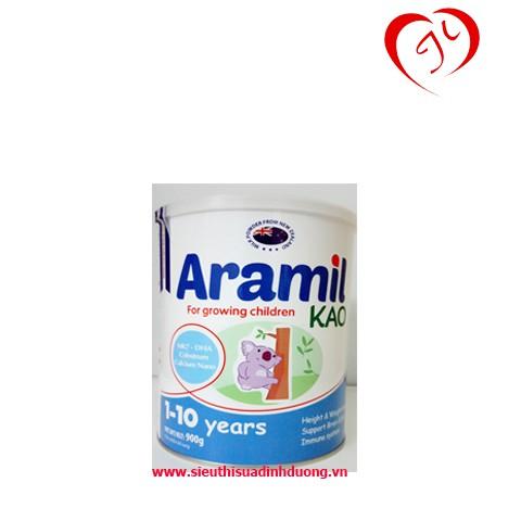 Com bo 2 lon Aramil Kao hộp 900g