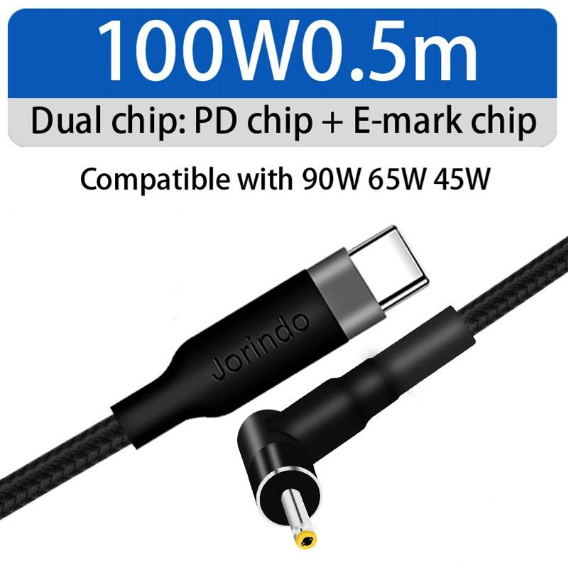 Dây Cáp Sạc Nhanh Jd0609 Cho Acer (0.5M)
