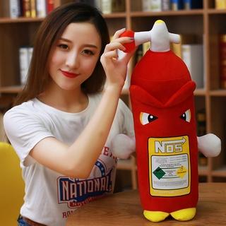 Stuffed Toy Pillow 35cm/50cm/80cm Creative Fire Extinguisher