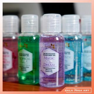 Nước rửa tay sát khuẩn dạng gel hương nước hoa (4 mùi tuỳ chọn) 50ml thumbnail