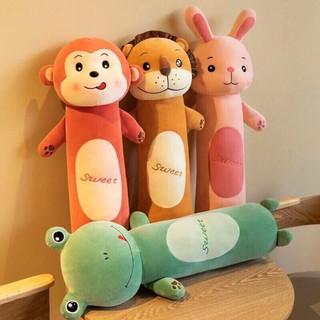 gấu bông khỉ đỏ , thỏ, hà mã, ếch,sư tử, chuột xám, khỉ nâu