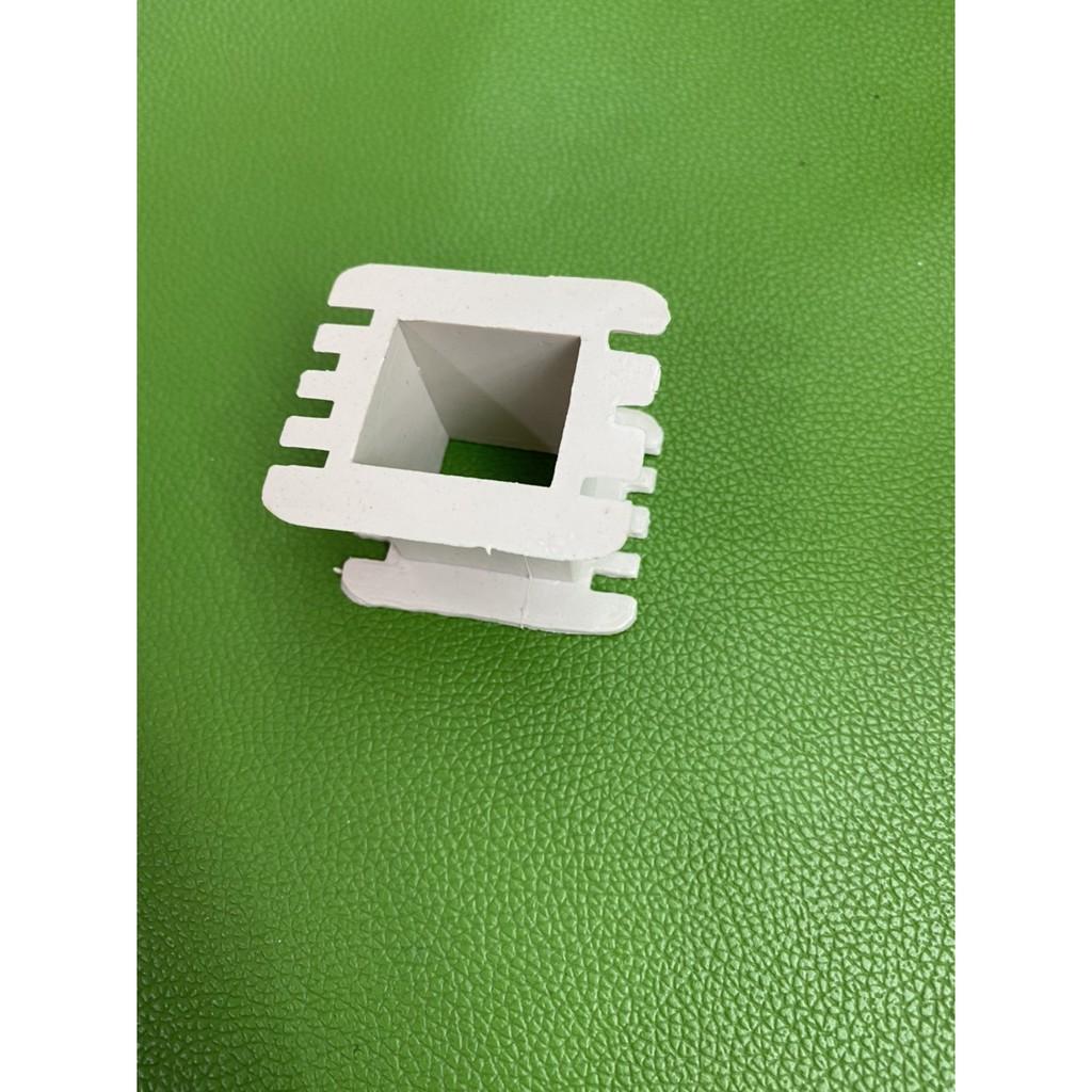 Khuôn nhựa quấn biến áp kích cơ 22x25mm - 25x35mm . Quấn biến áp thường 220v. Khuôn biến áp chống cháy dây đồng.