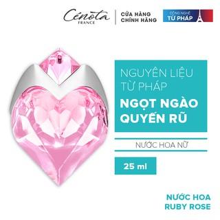 Nước hoa nữ Cénota Ruby Rose 25ml thumbnail